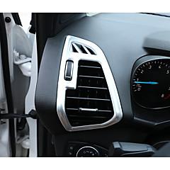 abordables Displays para Retrovisor-Automotor Fundas de ventilación del aire acondicionado del coche Interiores personalizados para coche Para Ford 2017 Kuga