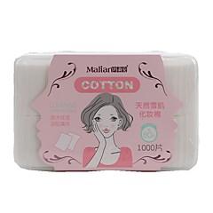 お買い得  化粧品の綿-1080 個 コットンパッド 四辺形 顔