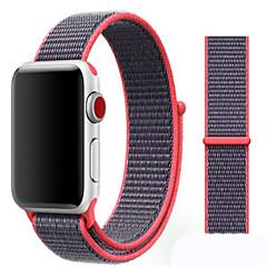 olcso Apple Watch sávok-Nézd Band mert Apple Watch Series 3 / 2 / 1 Apple Csuklópánt Modern csat Műanyag