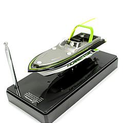 お買い得  その他のラジコン-RCボート HY218Green プラスチック 4 チャンネル KM / H RTR