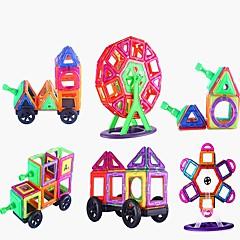 お買い得  積み木&ブロック-マグネットブロック おもちゃ クラシックテーマ 変形可能な ソフトプラスチック 173 小品