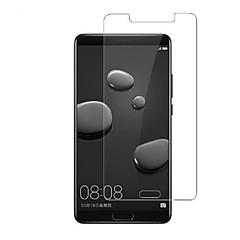 halpa Huawei suojakalvot-Näytönsuojat Huawei varten Mate 10 Karkaistu lasi 1 kpl Näytönsuoja 3D pyöristetty kulma Naarmunkestävä Ultraohut Räjähdyksenkestävät 9H