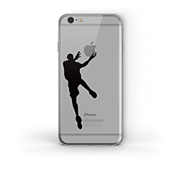 abordables Adhesivos Skin para iPhone-1 pieza Adhesivo para Anti-Huellas Anti-Arañazos Diseño Mate PVC iPhone 7