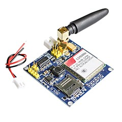 お買い得  Arduino 用アクセサリー-sim800aモジュールsms開発ボードgsmgprsstm32 super sim900aa6.