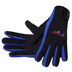 billige Cykelhandsker-Dive&Sail Dykning Handsker 1.5mm Neopren Fuld Finger Anti-udskridning Surfing / Dykning / Sejlsport