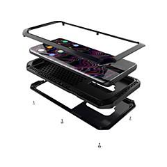 tanie Galaxy S6 Edge Etui / Pokrowce-Kılıf Na Samsung Galaxy S9 S9 Plus Odporne na wstrząsy Zbroja Pełne etui Zbroja Twarde Metal na S9 Plus S9 S8 Plus S8 S7 edge S7 S6 edge