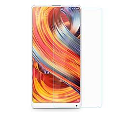 Недорогие Защитные плёнки для экранов Xiaomi-Защитная плёнка для экрана XIAOMI для Xiaomi Mi Max 2 Закаленное стекло 1 ед. Защитная пленка для экрана Защита от царапин Уровень защиты