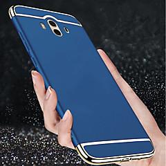 Недорогие Чехлы и кейсы для Huawei Mate-Кейс для Назначение Huawei Mate 10 pro Mate 10 Защита от удара Ультратонкий Чехол Сплошной цвет Твердый пластик для Mate 10 Mate 10 pro