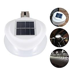 abordables LED e Iluminación-YouOKLight 1pc 2W Luces solares LED Control de luz Iluminación Exterior Blanco Fresco 5.5V