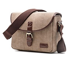 cheap Cases, Bags & Straps-One-Shoulder Camera Bag Camera Bags Canvas