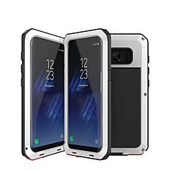 tanie Galaxy S6 Edge Etui / Pokrowce-Kılıf Na Samsung Galaxy S9 S9 Plus Odporne na wstrząsy Wodoodporne Zbroja Pełne etui Zbroja Twarde Metal na S9 Plus S9 S8 Plus S8 S7 edge
