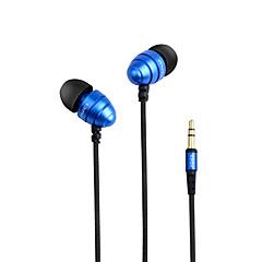 お買い得  ヘッドセット、ヘッドホン-AWEI ES-Q2 耳の中 ケーブル ヘッドホン 動的 金属シェル ゲーム イヤホン ミニ / 快適 / ステレオ ヘッドセット