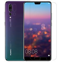halpa Huawei suojakalvot-Näytönsuojat Huawei varten Huawei P20 Pro PET 2 kpls Etu & kameran linssisuoja Anti-Glare Tahraantumaton Naarmunkestävä Matte Ultraohut
