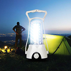 お買い得  ランタン&テント用ライト-ランタン&テントライト LED 1 調整可 ホワイト キャンプ / ハイキング / ケイビング