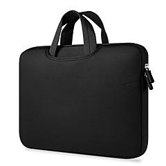 abordables Accessoires de MacBook-Sacs à Main / Manche Couleur Pleine Textile pour MacBook Pro 13 pouces / MacBook Air 13 pouces / MacBook Air 11 pouces
