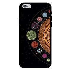 お買い得  iPhone 5S/SE ケース-ケース 用途 Apple iPhone X / iPhone 8 パターン バックカバー 幾何学模様 ソフト TPU のために iPhone X / iPhone 8 Plus / iPhone 8