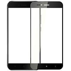 Недорогие Защитные плёнки для экранов Xiaomi-Защитная плёнка для экрана XIAOMI для Xiaomi A1 Закаленное стекло 2 штs Защитная пленка на всё устройство Защита от царапин