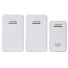 abordables Sistemas de Control de Acceso-A8 Sin Cable Timbre de uno a dos Música / Ding Dong Sonido ajustable Montado en la Superficie Timbre de la puerta