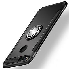 halpa Xiaomi kotelot / kuoret-Etui Käyttötarkoitus Xiaomi Mi 5X Iskunkestävä Sormuksen pidike Takakuori Panssari Kova PC varten Xiaomi Mi 5X Xiaomi A1