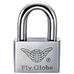 abordables Alarmas y Seguridad-H*40MM Candado Cobre para Equipaje / Puerta / Alacena