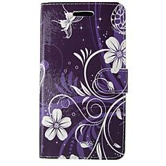 billige Galaxy A3 Etuier-Etui Til Samsung Galaxy A3(2017) Kortholder Pung Med stativ Flip Fuldt etui Mandala-mønster Blomst Hårdt PU Læder for A3 (2017) A3