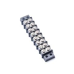 abordables Herramientas y Aparatos de Coche-Bloque de terminales del tornillo del bloque de terminales de la fila de la posición 450p 32a de 1pc 8