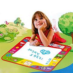 abordables Juguetes Dibujo-Juguete para dibujar Todoterreno Tema Clásico Rectangular Pintura Nuevo diseño Resina Todo Niños Regalo 1pcs