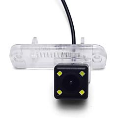 Недорогие Автоэлектроника-480 ТВ линий 640 х 480 1/4 дюймовый ПЗС-датчик Проводное 170° Камера заднего вида Водонепроницаемый для Автомобиль