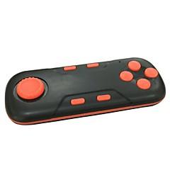 お買い得  ビデオゲーム用アクセサリー-M-081 ワイヤレス ゲームコントローラ 用途 Android / PC / iOS, Bluetooth パータブル / バイブレーション ゲームコントローラ ABS 1pcs 単位