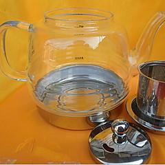abordables Accesorios para té-vidrio Resistente al calor 1pc Colador de té