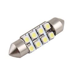 Недорогие Освещение салона авто-1 шт. Автомобиль Лампы 1.2W Светодиодная лампа Внутреннее освещение For Универсальный Дженерал Моторс Все года