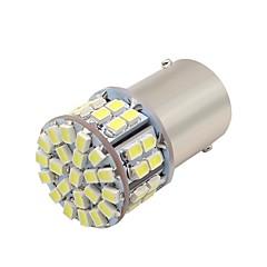 Недорогие Дневные фары-SO.K 10 шт. 1156 / BA15S Мотоцикл / Автомобиль Лампы 3 W SMD 3020 200 lm 50 Светодиодная лампа Противотуманные фары / Фары дневного света / Лампа поворотного сигнала For Универсальный Все года