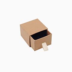 abordables Embalajes y expositores para joyería-Forma Geométrica Cajas de Joyería - Simple, Básico Según la imagen 3 cm 9 cm 7 cm