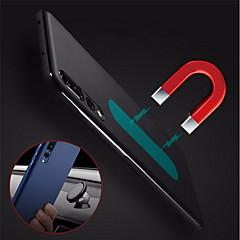 お買い得  Huawei Pシリーズケース/ カバー-ケース 用途 Huawei P20 / P20 Pro 超薄型 バックカバー ソリッド ソフト TPU のために Huawei P20 / Huawei P20 Pro / Huawei P20 lite