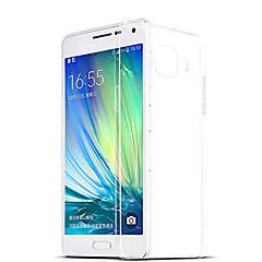 abordables Fundas / Carcasas para Galaxy Serie A7-Funda Para Samsung Galaxy A7(2016) Transparente Funda Trasera Un Color Suave TPU para A7