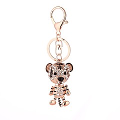 cheap Keychains-Keychain Jewelry Gold Animal Alloy Casual / Fashion Gift / Daily