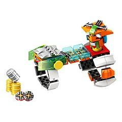 olcso -Építőkockák 159pcs Újdonság Szülő-gyermek interakció / Dekompressziós játékok Ajándék