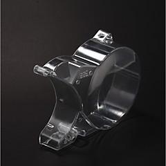 Недорогие Замки зажигания-прозрачный пластик грязь pit байк atv зажигание маховик крышка двигателя 110 125cc