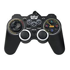 お買い得  PC ゲーム用アクセサリー-WE-851S ケーブル ゲームコントローラ 用途 PC パータブル / バイブレーション ゲームコントローラ ABS 1pcs 単位 150cm USB 2.0