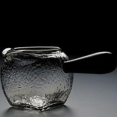 abordables Accesorios para té-vidrio / Madera Resistente al calor / Té Irregular 1pc Filtros / Colador de té / hervidor