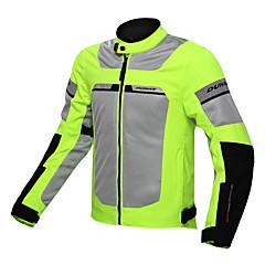 abordables Chaquetas para Moto-DUHAN D-133 Ropa de moto ChaquetaforDe Hombres PP (Polipropileno) Verano Resistente al Agua / Antigolpes / Impermeable