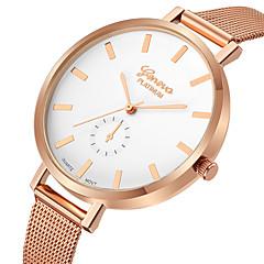 preiswerte Damenuhren-Geneva Damen Kleideruhr / Armbanduhr Chinesisch Neues Design / Armbanduhren für den Alltag / Cool Legierung Band Freizeit / Modisch