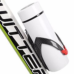 お買い得  ボトル&ボトルホルダー-水ボトルケージ 非変形, 調整可能 / 引き込み式, 耐摩耗性 戸外運動 プラスチック ブラック - 1 pcs