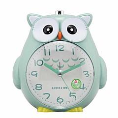 abordables relojes-Reloj despertador Analógico-Digital Metal Cuarzo 1 pcs