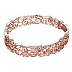 preiswerte Armbänder-Damen Armband - vergoldet Modisch Armbänder Gold / Rotgold Für Geschenk / Alltag
