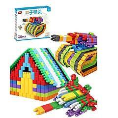 Χαμηλού Κόστους -Τουβλάκια αλληλοσύνδεσης Δημιουργικό Νεωτερισμός / Τανκ 400 pcs Κομμάτια Παιδικά Δώρο