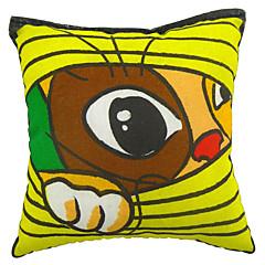お買い得  猫用おもちゃ-インタラクティブ / ぬいぐるみ ペットフレンドリー / 漫画玩具 綿織物 用途 猫用