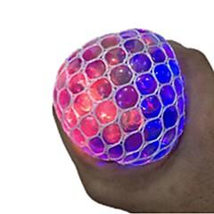 abordables Productos Anti-Estrés-Antiestrés Bola Alivio del estrés y la ansiedad / Luz LED / Agarre práctico 1 pcs Adultos Regalo