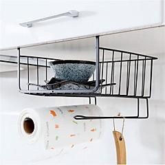 abordables Almacenamiento para la Cocina-Organización de cocina Repisas y Soportes Otro Almacenamiento / Fácil de Usar 1pc