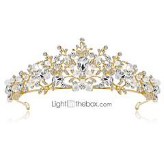 abordables Bijoux pour Femme-Femme Fleur / Elégant Pince à Cheveux Perlé